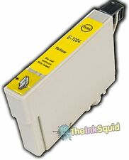 "1 Compatible Non-OEM ""Rhino"" T1001-4 (T1006) Yellow Ink Cartridge for Epson"