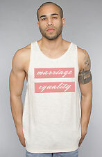 Love T Shirt Equal Rights Gay Lesbian - Marriage Equality Pink White Tank Top