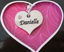 Girls Personalized NAME Charms (A-J)