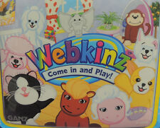 WEBKINZ Mousepad ~4 variations avail~ with online GIFT/FEATURE code!  Brand NEW