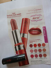 AVON NEW EXTRALASTING LIPSTICK ~ 12 SHADES TO CHOOSE FROM ~ BRAND NEW