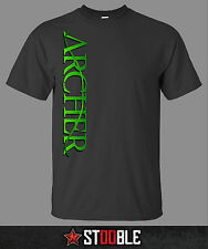 Green Archery T-Shirt - New - Direct from Manufacturer