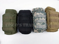 Condor MA40 MOLLE H2O Water Bottle Holder Carrier Utility Pouch with MOD Straps