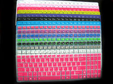 Keyboard Skin Cover for Asus G51 G53S UL50VF UX50 A53S N56 R500 K53SV A53E X53E