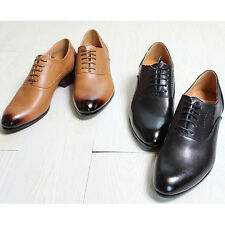 New Mooda Mens Luxury Leather Classic Dress Formal Lace up Oxfords Shoes Nova