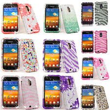 Diamond Bling Jewel Rhinestone Hard Case Cover For New Many Smart Phone Models