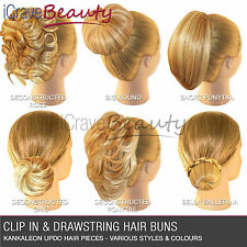 Hair Extensions, Clip in, Clip on, Hair Bun,Wigs,Ponytail, Scrunchie, Drawstring