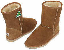 New Premium Australian Sheepskin Classic Short/Medium Ugg Boots Sizes 4-15