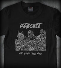 ANTISECT #02 OUT FROM THE VOID •OFFICIAL SHIRT• (punk crust disorder amebix)