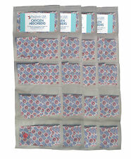 Oxygen Absorbers 300cc 100cc 50cc COMPARTMENT PACK packets food storage in mylar