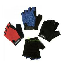 New Cycling Bike Bicycle Cycle Motorcycle Half Finger Gloves Padded Mesh Summer