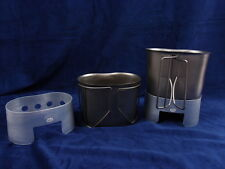 Military Gi Style Stainless Steel Canteen Cup or Aluminum Stove for Canteen