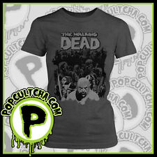 The Walking Dead - Herd Grey Female T-Shirt by J!NX (Jinx)