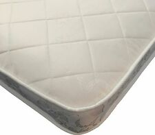 SHORTY, 2FT6 + 3FT SEMI ORTHO MICRO QUILT MATTRESS! CHEAP,GREAT VALUE + FREE DEL