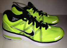 NEW Mens 6.5 NIKE Lunar MX+ Air Max Neon Yellow Black Running Training Shoes You