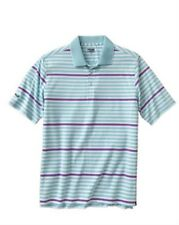 Ping P3 SWALE Performance Mens Polo Golf Shirt BLUE FROST NWT pick size