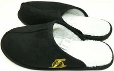 Los Angeles Lakers NBA Men's Faux Fur Lined Slippers Adult Sizes S M L XL