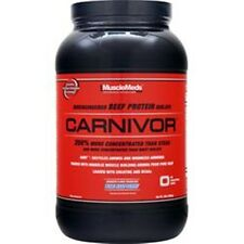 5 -  MUSCLEMEDS Carnivor in 2- 2.3 lbs Container Free Shipping