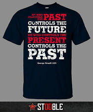 1984 George Orwell  T-Shirt - New - Direct from Manufacturer