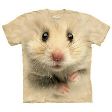 Hamster face Child  Animals Unisex T Shirt The Mountain