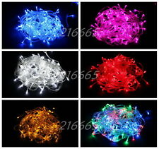 100/200/300 LED Christmas Party Wedding String Fairy Tree Lights 10M/20M/30M