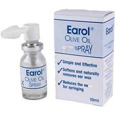Earol Olive Ear Spray & Earol Swim - Variation Listing - Both Products available