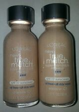 L'Oreal True Match Super Blendable Liquid Makeup *CHOOSE YOUR SHADE* (2 BOTTLES)