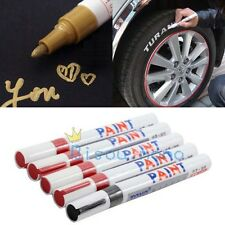 Universal WaterProof Car Motorcycle Tyre Rubber Paint Tire Pen Wheel Marker DIY