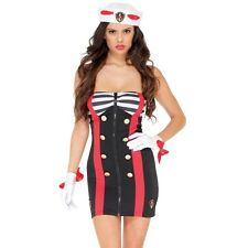 SEXY SAILOR CHICK COSTUME BY FORPLAY DISCOUNTED GREAT