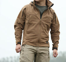 TACTICAL CITY SPECIAL SOFT SHELL JACKET All-WEATHER WATERPROOF JACKET-33557