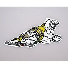 Valentino Rossi Sticker GUIDO Dog Vinyl decal #1 motogp