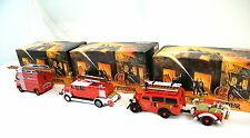 MATCHBOX 1993 MODELS OF YESTERYEAR FIRE ENGINE SERIES ALL MIB - SEE CHOICES!