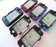 Survivor Military Heavy Duty Shock Proof Tough Rugged Case for iPhone 4 & 4S