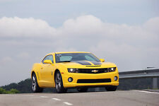 Chevy Camaro SS Bumble Bee HD Poster Muscle Car Print multiple sizes available