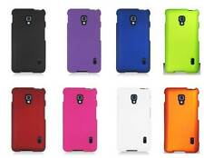For LG Optimus F6 Hard Snap On Multi Color Cover Case Cell Phone Protector
