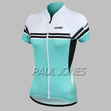 Women's Polyester Sports Outdoor Short Sleeve Cycling jersey 3 Size XS~M