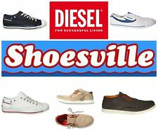 DIESEL MENS C-GOOD, JOYFUL AND EXPOSURE SHOES/ TRAINERS - ALL NEW FROM £37!!