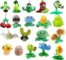 PLANTS vs ZOMBIES - PELUCHES COLECCIÓN COMPLETA ELIGE! / PLANTS FULL COLLECTION