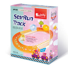 Jolly Star run hamster gerbil exercise fit track toy + Exercise Ball