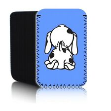 'CUTE SPOTTY DOG' (7HD) Neoprene Pouch for AMAZON KINDLE FIRE HDX (2013) Sock