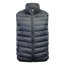 Tokyo Laundry Men's Gilet Padded Body Warmer Buttoned Zip Sleeveless Coat Jacket