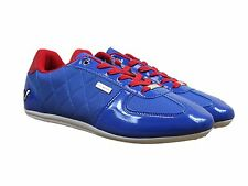 NEW MENS VOI JEANS MURANO SHINY TRAINERS FOOTWEAR IN 2 COLOURS ALL SIZES 6 TO 12