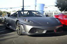 Poster of Ferrari F430 430 Scuderia Spider HD  Super Car Print