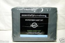 Essentially Home Living Microfiber Sheets Set - Defects