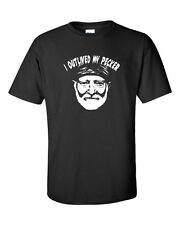 Willie Nelson I OUTLIVED MY P$CKER Out Lived Funny Old Man Men's Tee Shirt