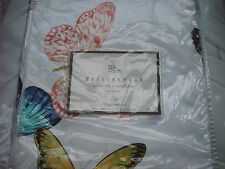 PotteryBarn King Duvet Covers or shams Toscano, butterfly or botanical designs