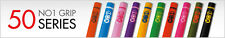 NO1 50 Series Grips - Set of 8 - Multiple Colors - Authorized Dealer