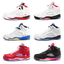 Nike Air Jordan 5 Retro GS Kids' Basketball Shoes