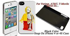 TOY LEGO Design iphone4 / 4s Snap On Case #ip4-271