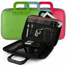 """Modern Office PU Leather Cube Case Cover For Toshiba Thrive AT 10.1"""" Tablet"""